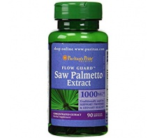 SAW PALMETTO EXTRACT 1000 MG - 90 SOFTGELS