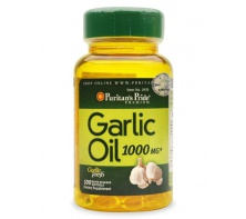 Dầu Tỏi Puritan's Pride Garlic Oil 1000mg 100 Viên